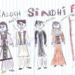 Happy Sindhi Ekta Day! 😃 Thank you for inviting your Baloch friends Sindhi Sangat Australia. 😃 #BalochGirlPower #CameleerAustralianHeritage #NutkaniTangwaniBaloch #PakistanisUnited #RisingPakistaniMinorities